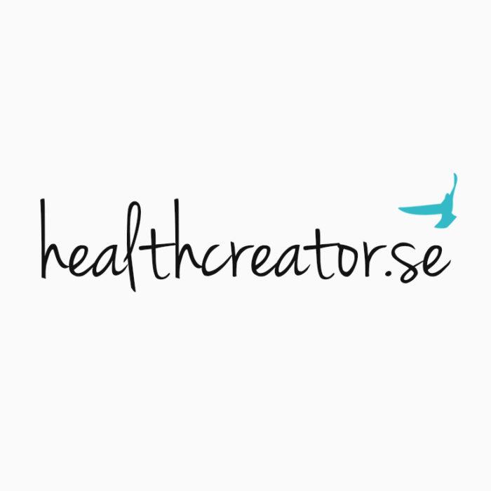 Logotyp – Healthcreator