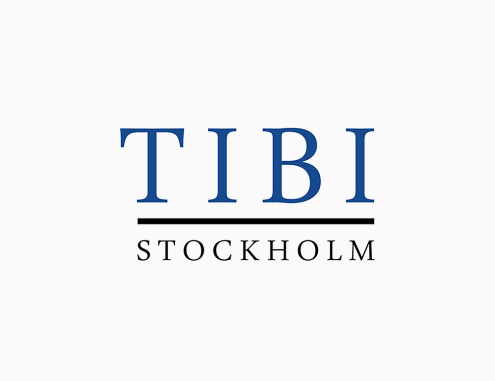 Logotyp – Tibi