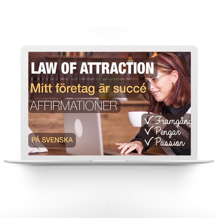 Bildspel – affirmationer – Healthcreator