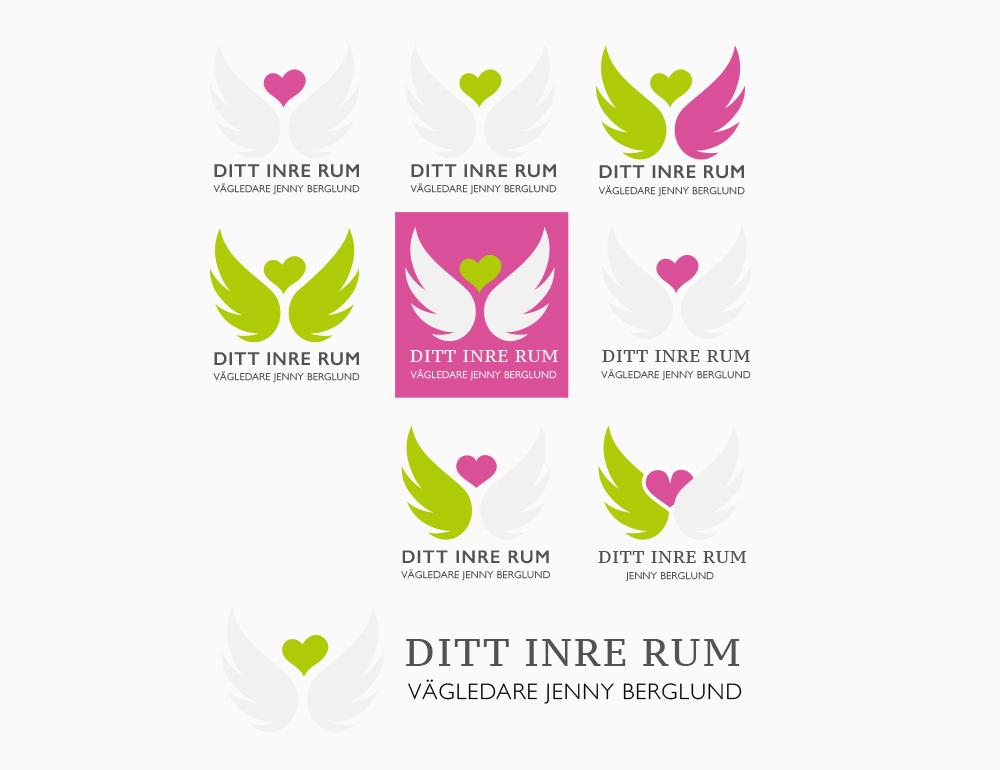 ditt inre rum logotyp