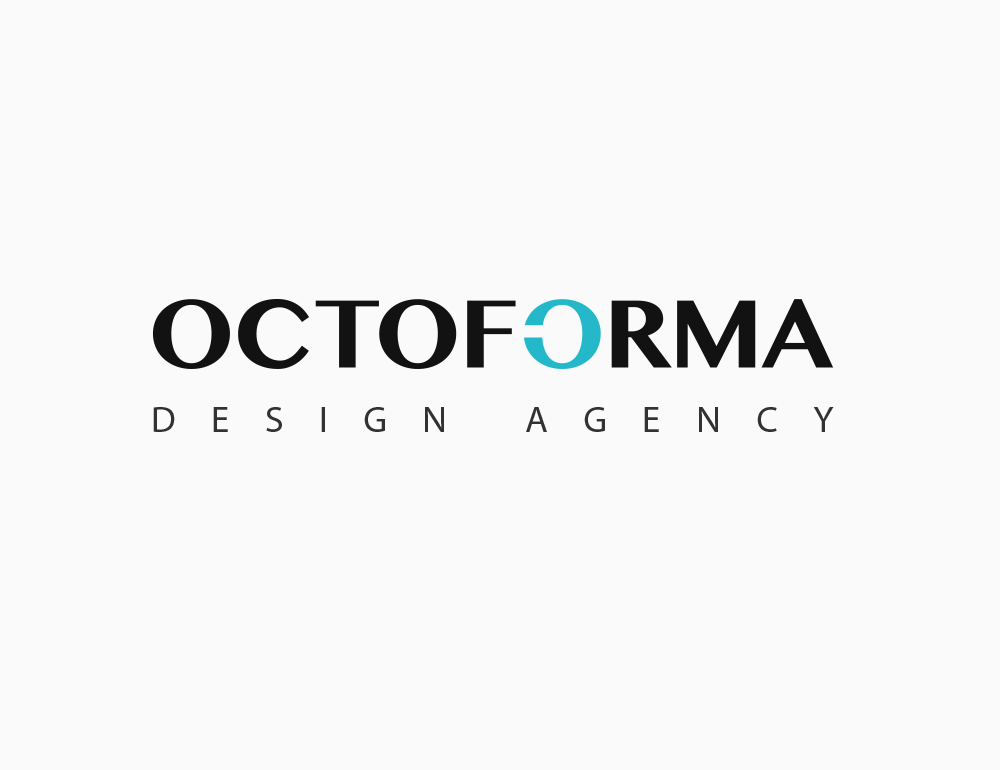 Logotyp – Octoforma Design Agency